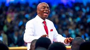 Bishop Oyedepo At Shiloh